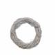 Kranz SALIM, loose, diameter 15cm, white